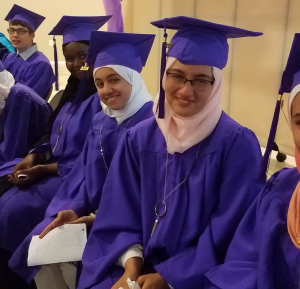 As-Sabeel Graduates First Eighth Grade Class Since Founding!