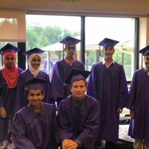 8th Graders Graduate