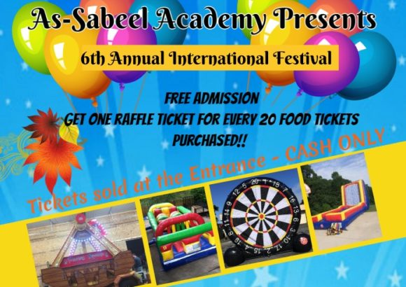 International Festival Slated for November 9th!