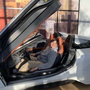 8th Graders Tour BMW Plant
