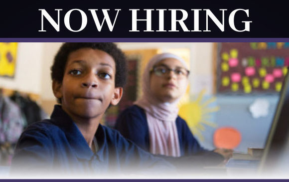 Teacher Opening for 2021-2022