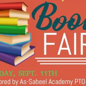 Book Fair Coming Soon!