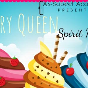 September 25th is Spirit Night!