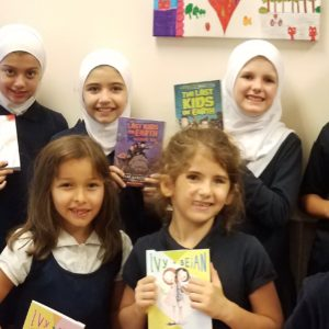 Congrats to our Summer Readers!