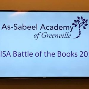 As-Sabeel Academy Hosts Battle of the Books