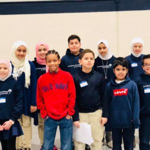 Students Compete at SCISA Regional Spelling Bee