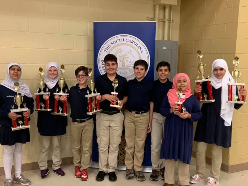 As-Sabeel Students Shine at State Science Fair
